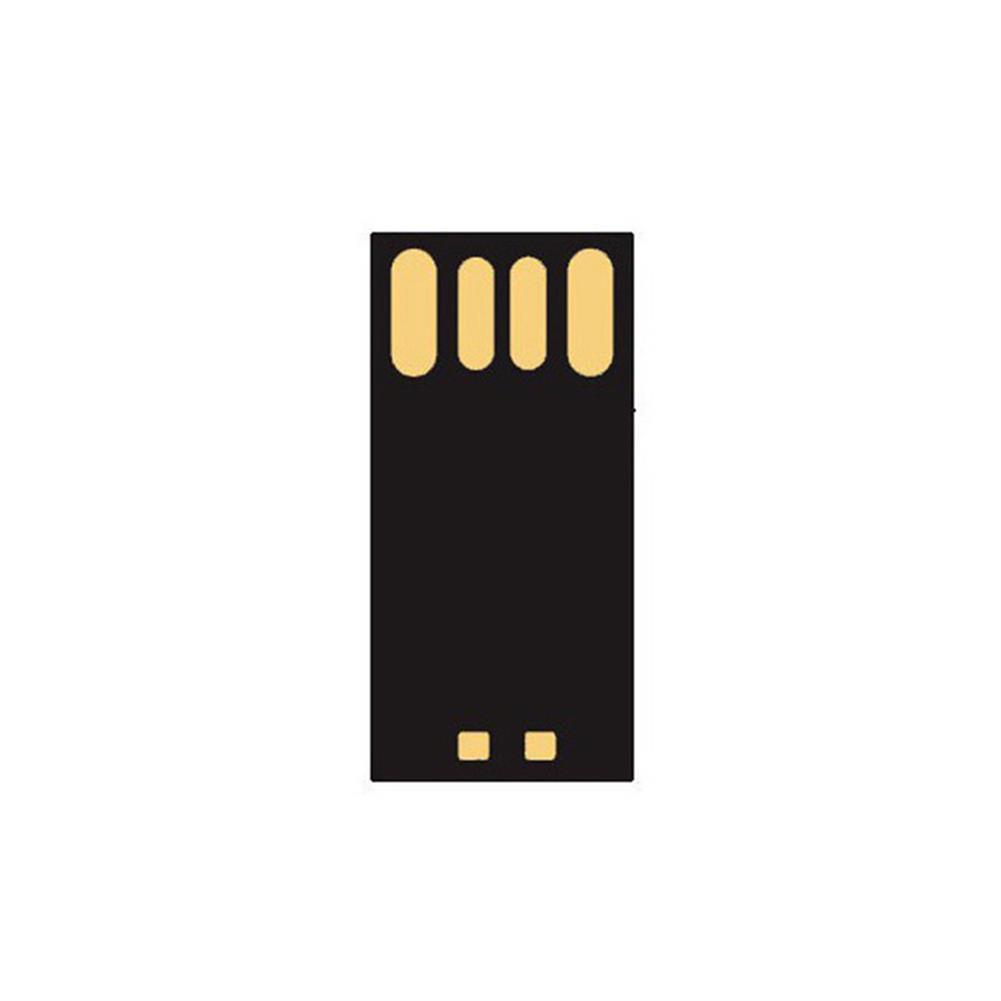 usb-flash-drives-drives-and-storage UDP U Disk Chip 128G 64G Long Short Black Colloid Universal USB Flash Drive Chip 8G 16G 32G 64G for Computer Speaker Camera HOB1736702 1 1