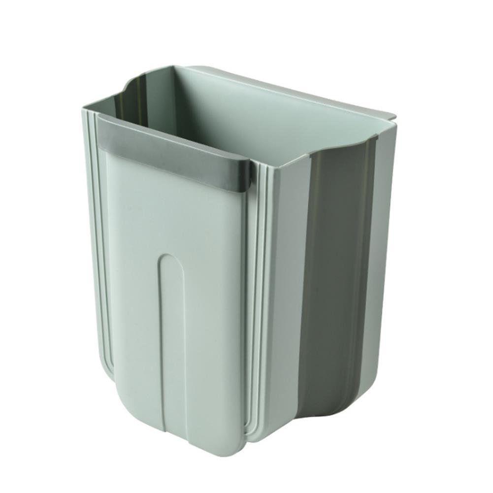 desktop-off-surface-shelves Kitchen Cabinet Door Hanging Trash Portable Garbage Bin Container Waste Bins Cupboard Bathroom Hanging Holders Trash HOB1737412 1