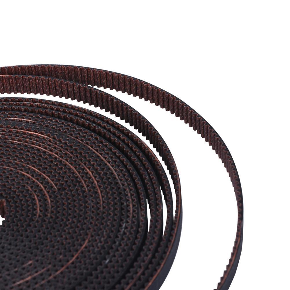 3d-printer-accessories BIGTREETECH 1M Length 2GT-6/9/10mm GATES-LL-2GT GT2 Open Timing Belt Wear Resistant for Ender-3 CR-10 Anet 3D Printer Parts HOB1739787 3 1