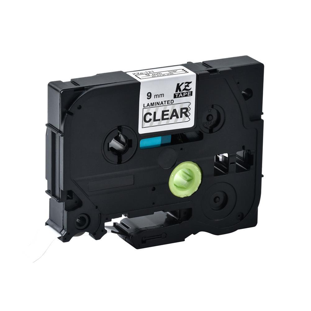 labels 9mm 12mm Printer Label Tape for Brother PT-E100B/300BT/D210 Printer HOB1741654 1 1