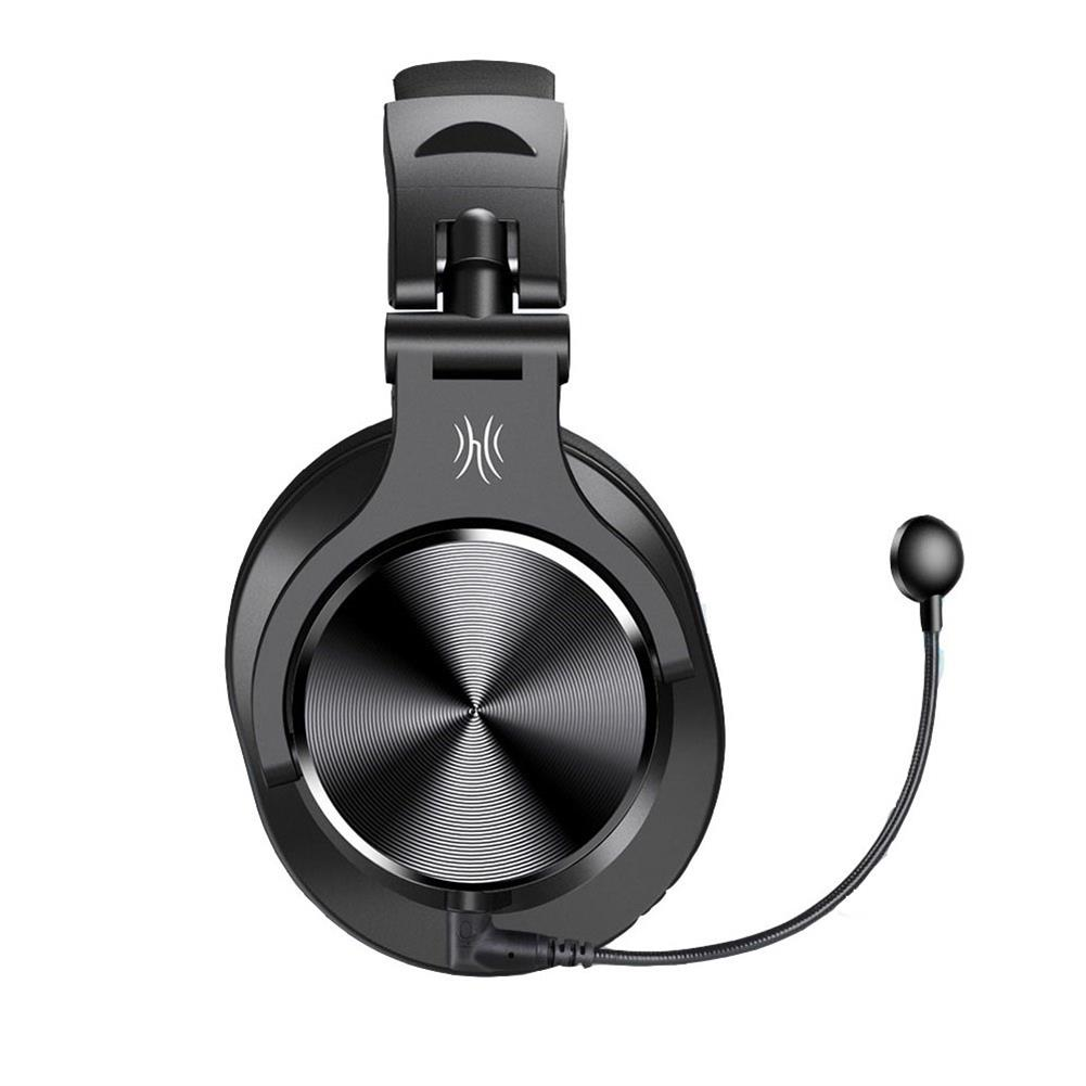 headphones oneOdio A71 Gaming Headset Over-Ear Stereo Headphone 3.5mm Wired with Pluggable Microphone Multifunctional Headset for Xbox/Phone Black HOB1741847 1 1