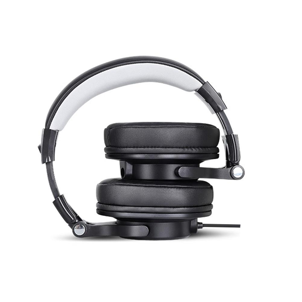 headphones oneOdio A71 Gaming Headset Over-Ear Stereo Headphone 3.5mm Wired with Pluggable Microphone Multifunctional Headset for Xbox/Phone Black HOB1741847 3 1