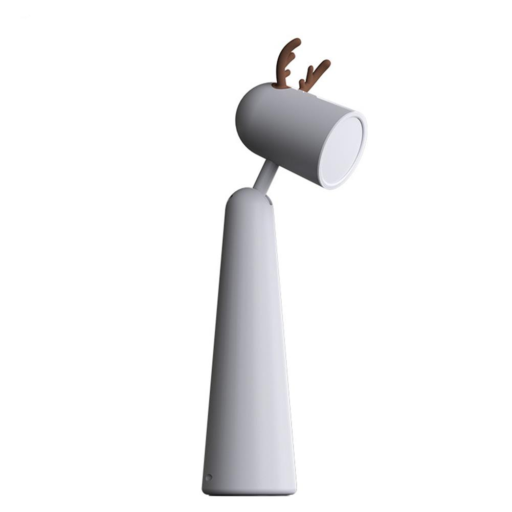 desktop-off-surface-shelves LED Desk Lamp Reading Light Animal Shape Eye-Care Table Lamp Bedside Lamp Baby Night Light Stationery Study Work Supplies HOB1742947 1 1