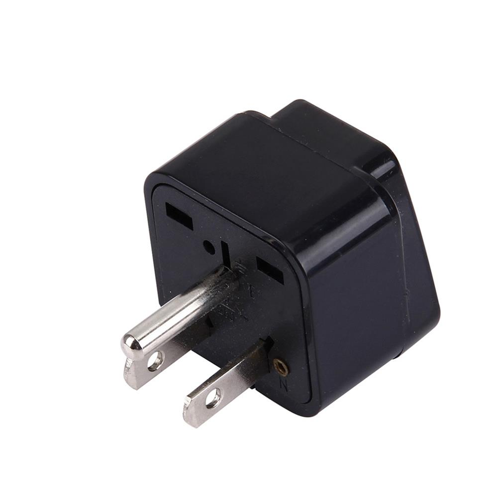 power-cables-connectors CANYE WD-5 Power Conversion Plug World Travel Plug Adapter Socket Universal to US Plug Adapter Converter 110~250V 10A~16A HOB1744100 1 1