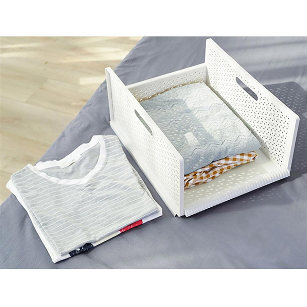desktop-off-surface-shelves Stackable Drawer Clothes Organizer Vertical Clothes Storage Removable Basket Wardrobe Organizing HOB1744138 2 1