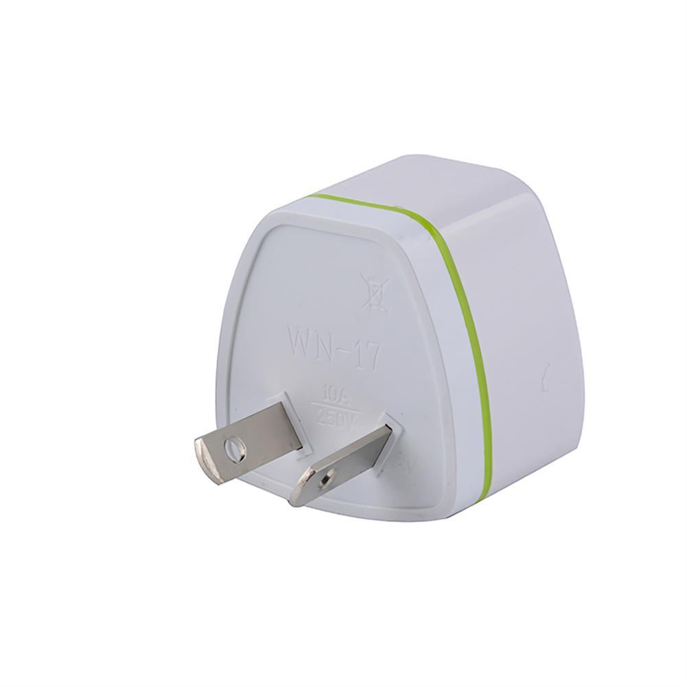 power-cables-connectors GOGOMM Universal Conversion Plug World Travel Plug Adapter Socket Pure Copper Converter EU AU US UK Plug Adapter HOB1744179 1 1