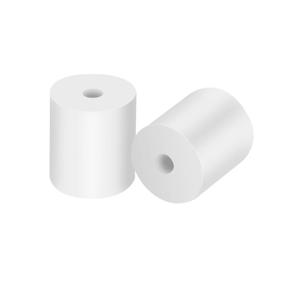 3d-printer-accessories TWO TREES 4Pcs Silicone Buffer Hot Bed Mount Leveling Column Heat-Resistant Leveling Nut for 3D Printer HOB1745536 1