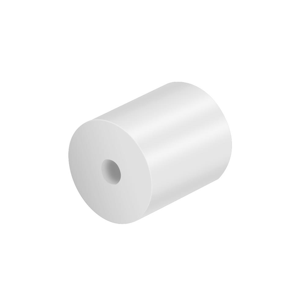 3d-printer-accessories TWO TREES 4Pcs Silicone Buffer Hot Bed Mount Leveling Column Heat-Resistant Leveling Nut for 3D Printer HOB1745536 2 1