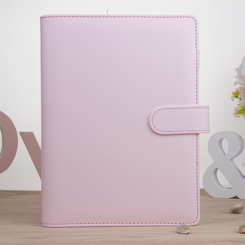 paper-notebooks Portable Notebook Loose-leaf Detachable Thickening A5 A6 Business Notebook Stationery office Workbook Supplies HOB1746959 1 1