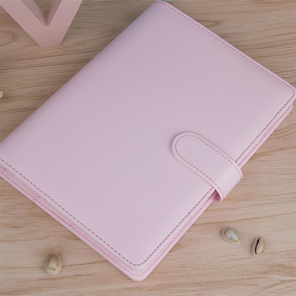 paper-notebooks Portable Notebook Loose-leaf Detachable Thickening A5 A6 Business Notebook Stationery office Workbook Supplies HOB1746959 2 1
