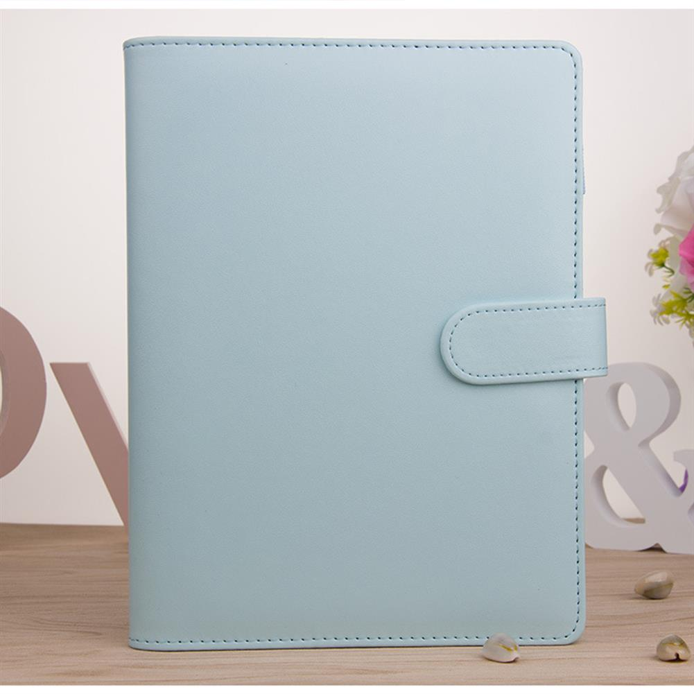paper-notebooks Portable Notebook Loose-leaf Detachable Thickening A5 A6 Business Notebook Stationery office Workbook Supplies HOB1746959 3 1