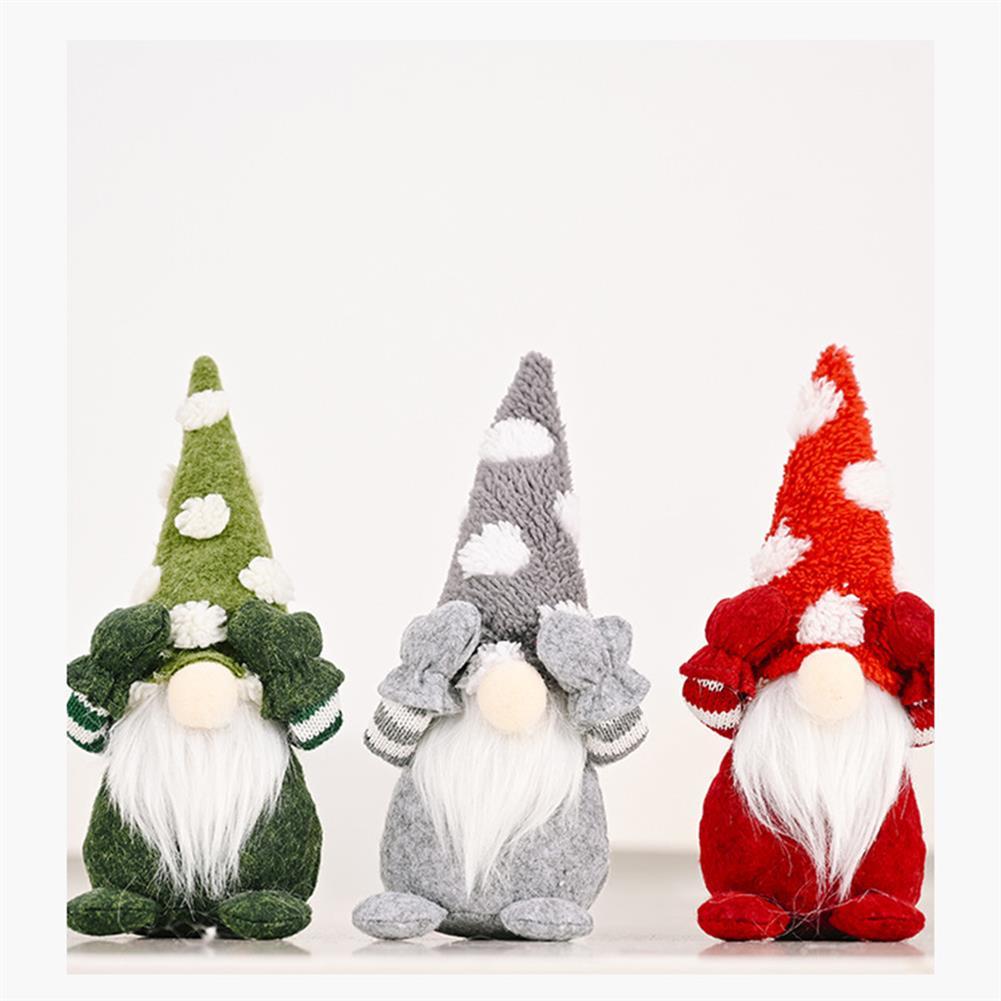 desktop-off-surface-shelves Christmas Home Desktop Window Decor Christmas tree Ragdoll Faceless Santa Claus toys for children Christmas Gifts Supplies HOB1747015 1 1