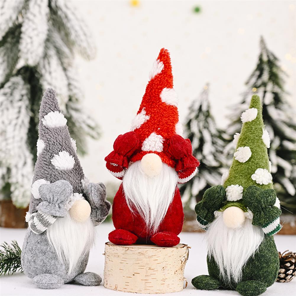 desktop-off-surface-shelves Christmas Home Desktop Window Decor Christmas tree Ragdoll Faceless Santa Claus toys for children Christmas Gifts Supplies HOB1747015 2 1