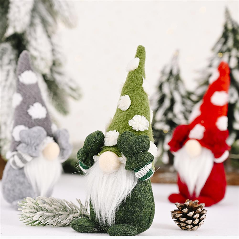 desktop-off-surface-shelves Christmas Home Desktop Window Decor Christmas tree Ragdoll Faceless Santa Claus toys for children Christmas Gifts Supplies HOB1747015 3 1