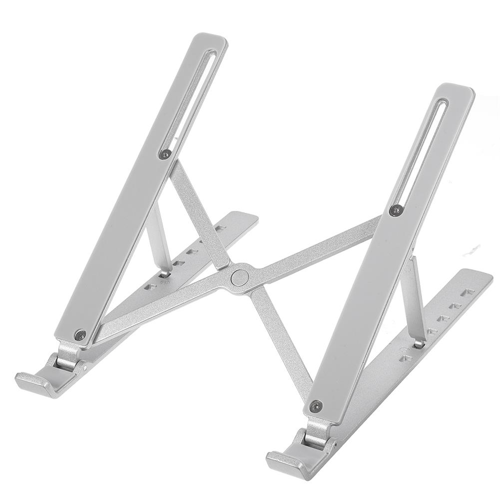 laptop-stands Foldable Adjustable Macbook Laptop Stand Hoder 5-15cm Portable Desktop Computer Bracket Cooling Riser for Samsung Galaxy Note S20 ultra for Xiaomi Mi 10 for iPhone 12 Pro Max HOB1748362 1