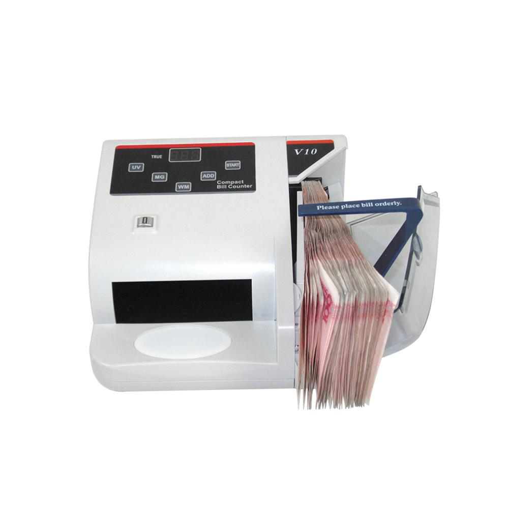 money-counter Xindabill V10 Portable Money Counting Machine Handy Bankenotes Detection Money Counter Cash Counter for Business Accounting HOB1748476 1 1