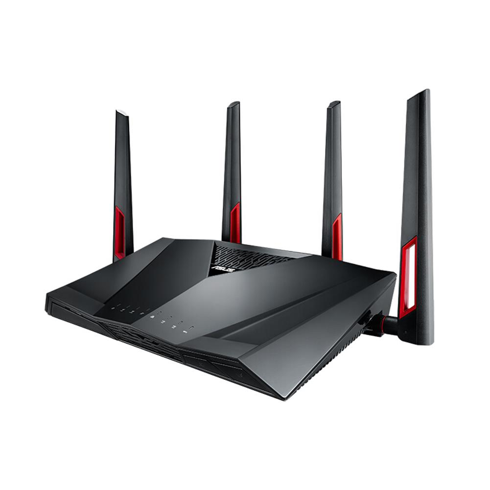 routers ASUS RT-AC88U Dual Band Gigabit WiFi Gaming Router with MU-MIMO Mesh WiFi System 3167MBps WTFast game accelerator HOB1749365 1 1