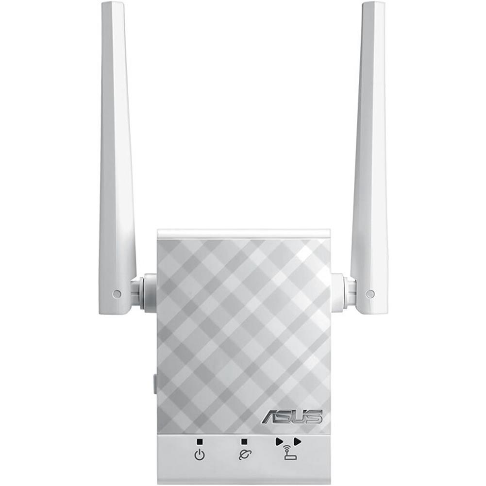 repeaters ASUS Wireless AC750 Dual Band Repeater 2.4G 5G WPS APP Supported 3 in 1 Repeater AP Media Bridge HOB1750261 1