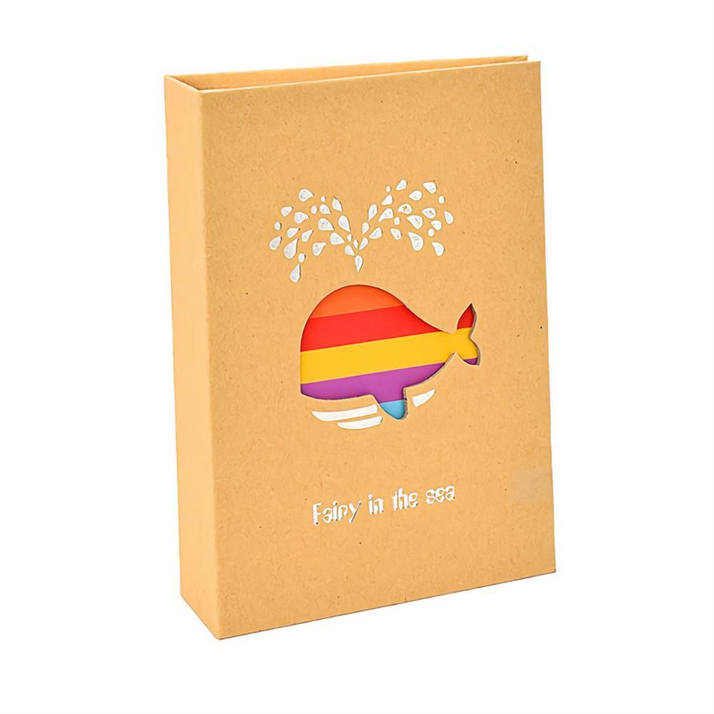 folder-file-pocket, filing 6 inch Cute Baby Photo Album 100 Sheets insert Page Album Kids DIY Anniversary Memory Album Book Album Photo HOB1751860 2 1