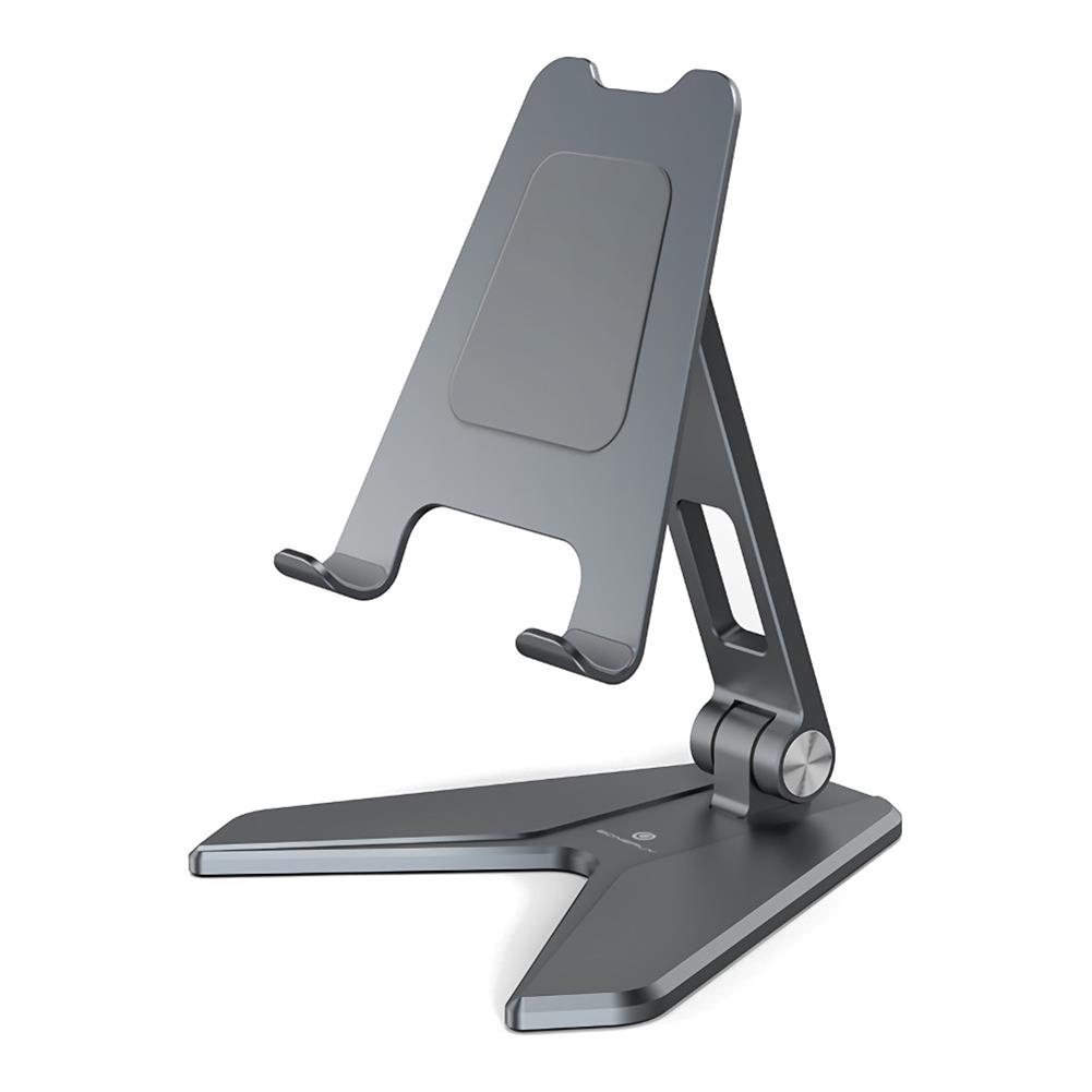 tablet-stands BONERUY P10 Dual-Axis Foldable Stand for 4-12.9 inch Tablet Smartphone HOB1753075 1