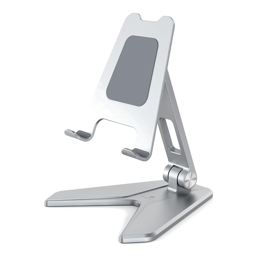 tablet-stands BONERUY P10 Dual-Axis Foldable Stand for 4-12.9 inch Tablet Smartphone HOB1753075 1 1