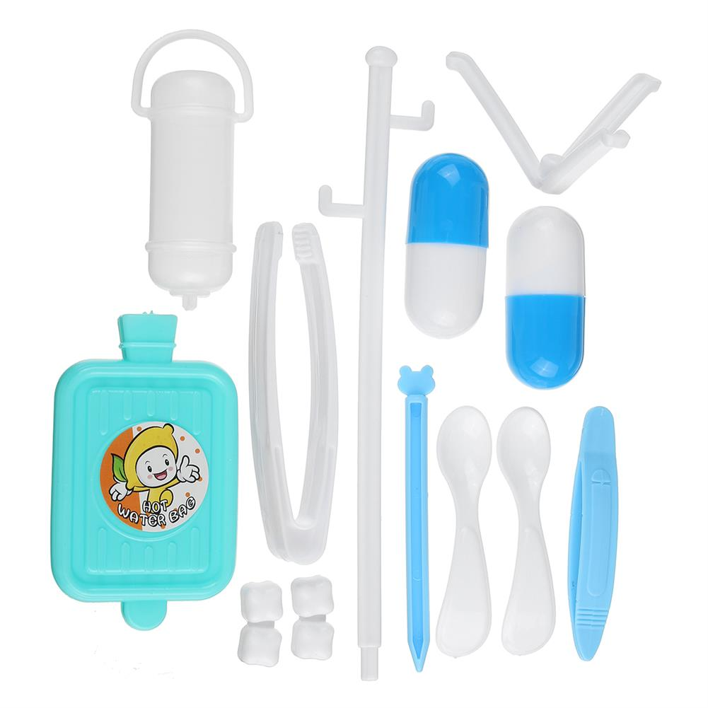 other-learning-office-supplies 44pcs Children Play House Doctor Toy Set Simulation Medical Kit injection Role Play Classic Toys for Children HOB1753088 1 1