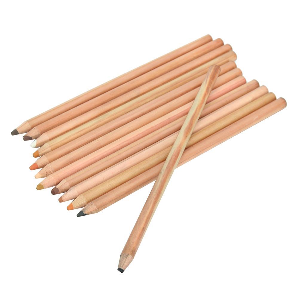 pencil 12 Colors Soft Pastel Pencils Skin Tints Colored Pencils Art Drawing Sketching Perncil School Art Supplies HOB1755582 1