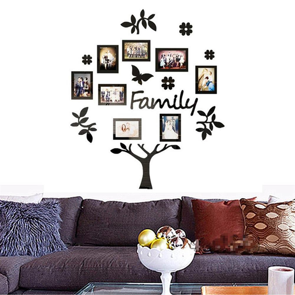 other-learning-office-supplies 3D Photo Frame Family Tree Set Home office Photo Wall Sticker Collage Hanging Decoration Creative Gifts Supplies HOB1757182 3 1