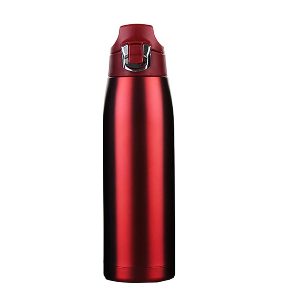 desktop-off-surface-shelves 900ML Stainless Steel Vacuum Cup Bottle Large Capacity Sports Bottle Travel Drink Bottle Home office thermocup HOB1757241 1 1