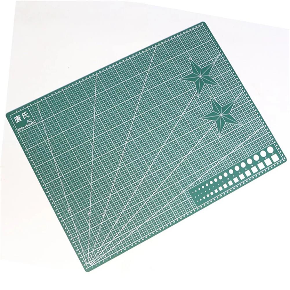 paper-cutter A2 Cutting Backing Plate Double-sided Cutting Mat Carving Board Rubber Cutting Tools Handmade DIY Accessory HOB1760400 1 1