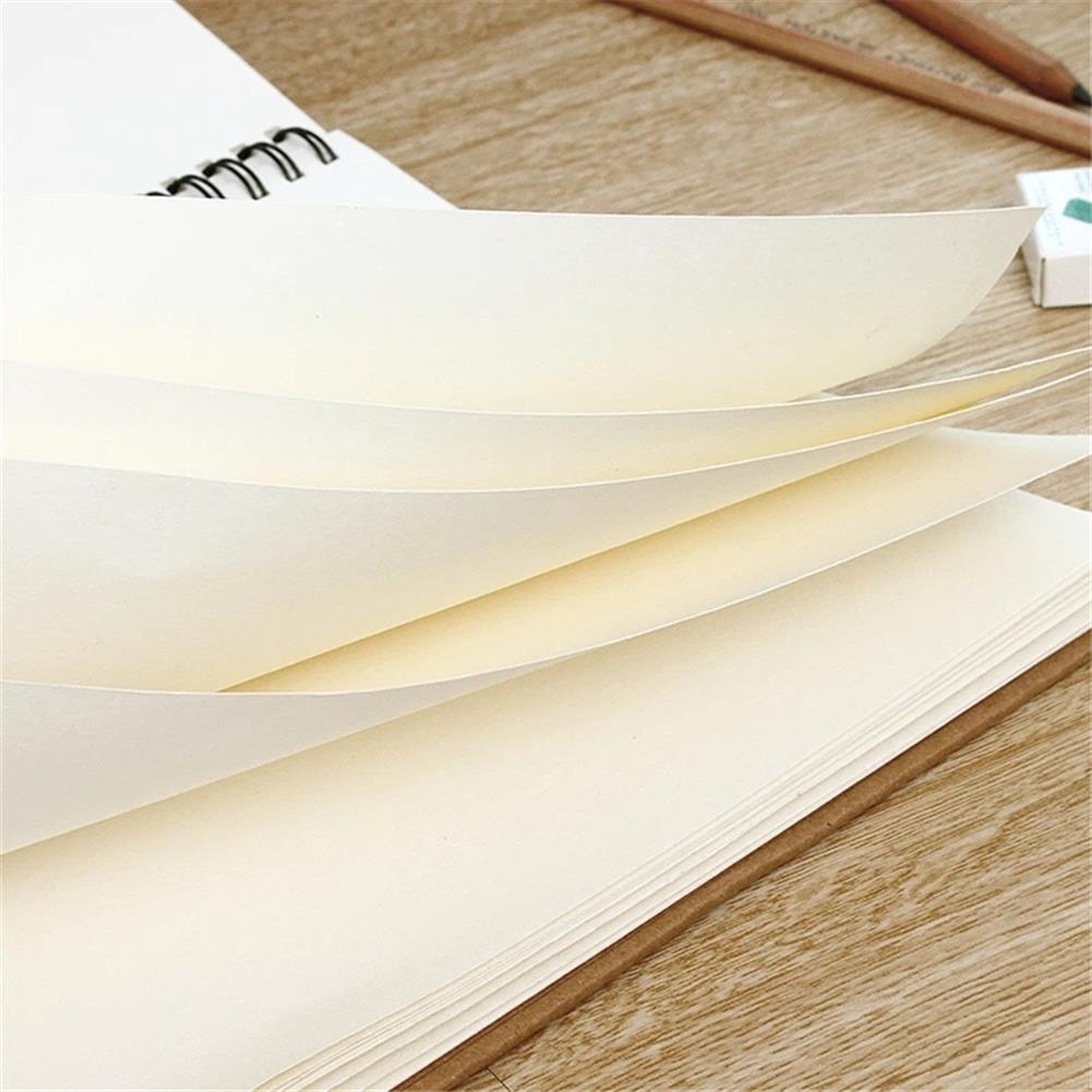 paper-notebooks 8K 30 Sheets Double-sided Sketchbook Hard Surface Sketchbook Pencil Painting Book Art Stationery Supplies HOB1760696 3 1