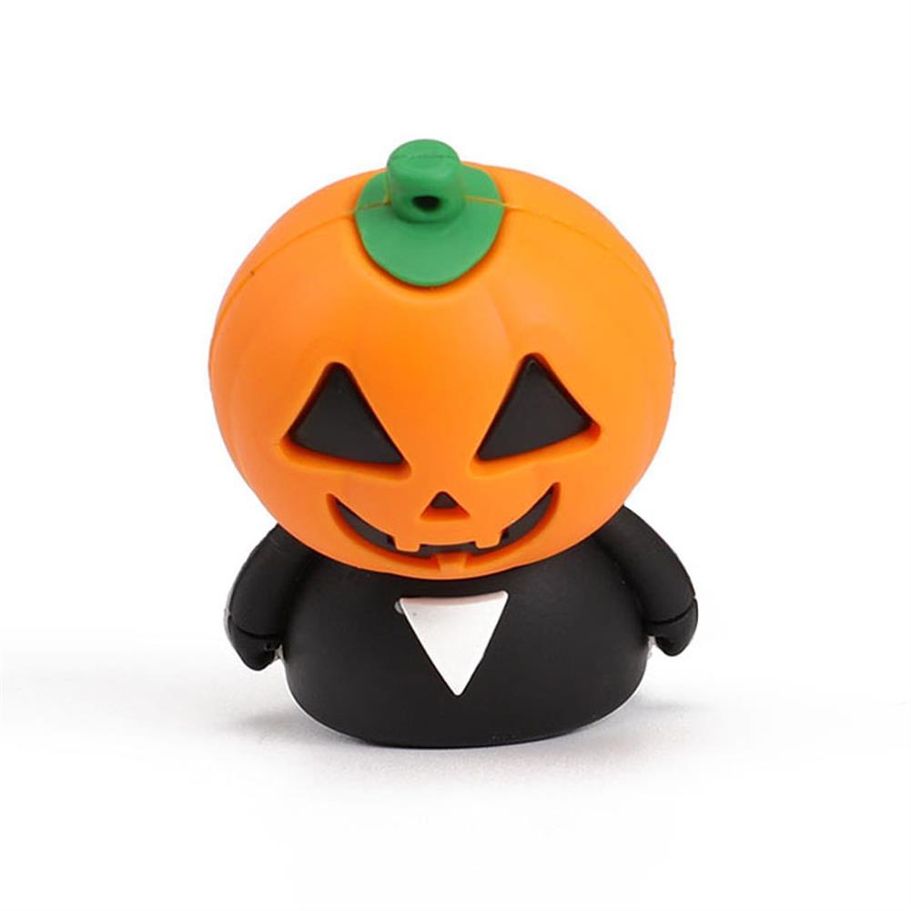 usb-flash-drives-drives-and-storage Halloween Pumpkin Pendrive USB 2.0 Flash Drive U Disk Halloween Decoration HOB1760999 1 1