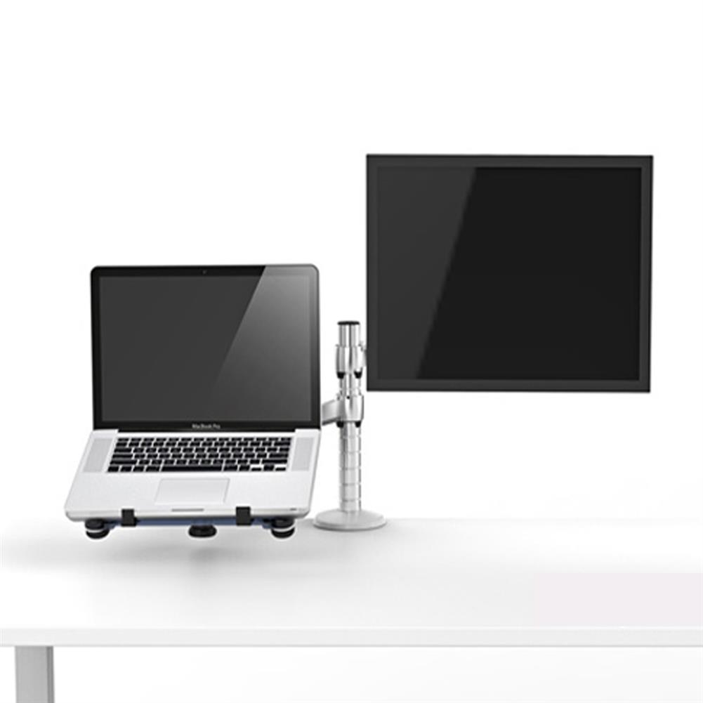 monitor-arms-stands OA-7X/OA-7 Notebook Monitor Arms Stand LCD Aluminum Alloy Computer Stands Bracket Dual Purpose Home office Supplies HOB1762039 3 1