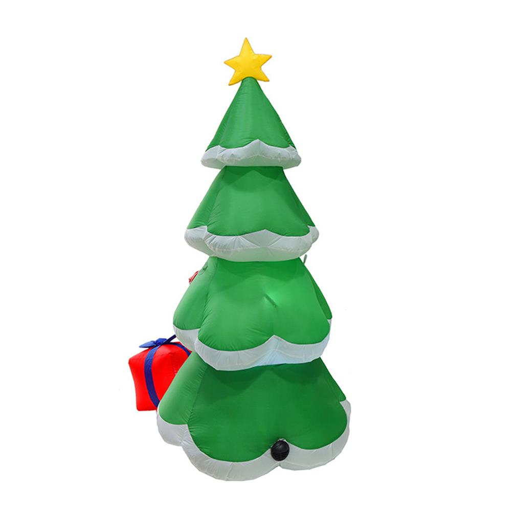 other-learning-office-supplies 2.1m LED Lights inflatables Christmas Tree EU US Plug Night Lamp 3D Christmas Tree for Outdoor Christmas Decoration HOB1765018 3 1