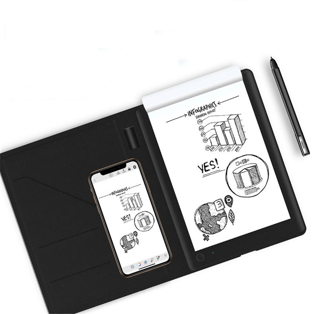 writing-tablet VSON WP9623 Smart Writing Board LCD Electronic Notebook Hand Drawing Pad Creative Business office Supplies HOB1765275 2 1