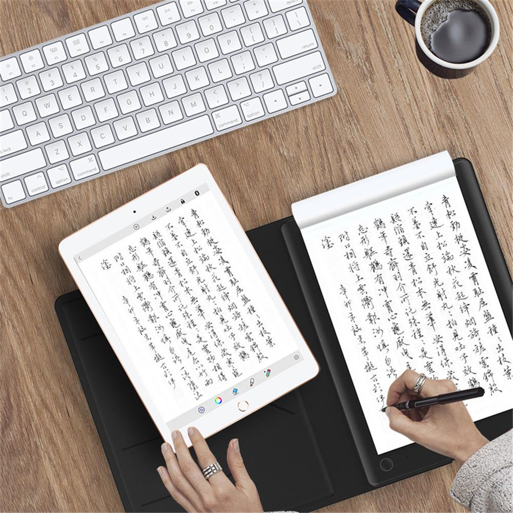 writing-tablet VSON WP9623 Smart Writing Board LCD Electronic Notebook Hand Drawing Pad Creative Business office Supplies HOB1765275 3 1