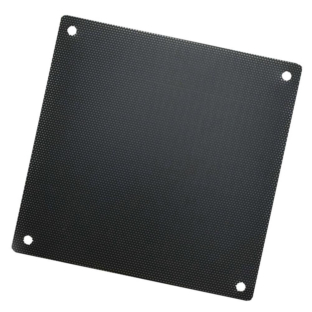 fans-cooling Lindo Zone Computer Fan Dust-proof Net Computer Case Cooler Fine Black PVC Dust Filter Mesh Net Cover for PC Case HOB1766088 1 1