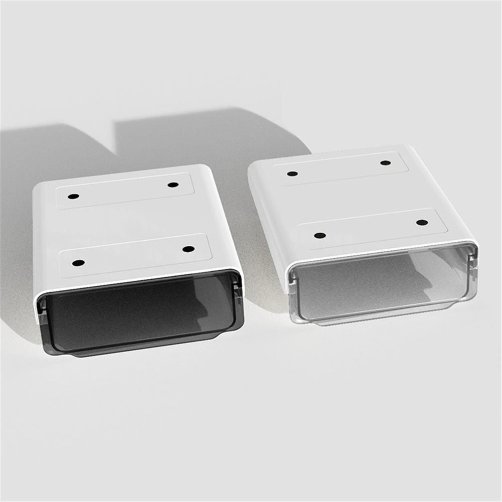 pen-holders, filing Paste Storage Box ABS Drawer Paste Desk Stationery Storage Pen Holder Sundries Case Household Cosmetic Organizer HOB1766252 2 1