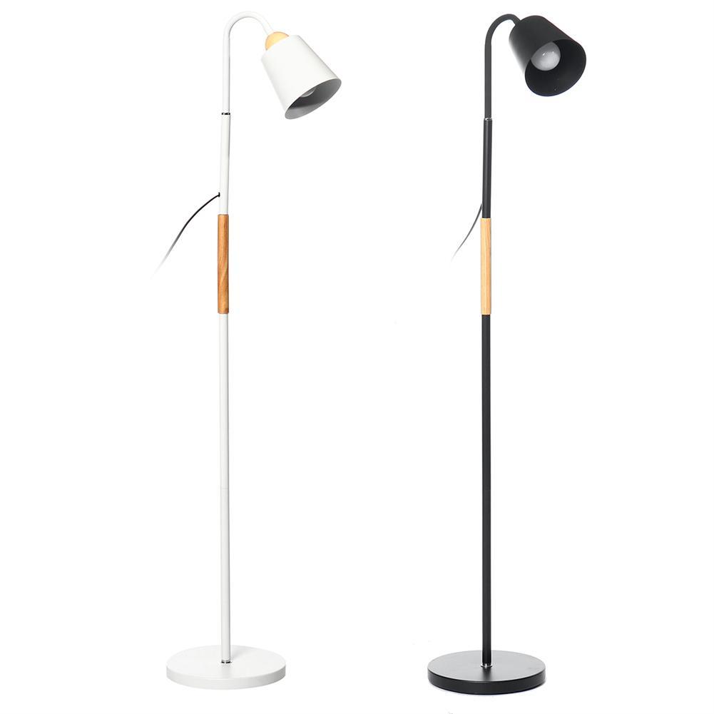 desktop-off-surface-shelves Creative Floor Standing Lamp Lounge Standard Reading Light Wood Metal Bedroom Bedside Corner Light Home office Ornament HOB1768510 1