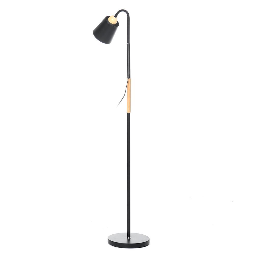 desktop-off-surface-shelves Creative Floor Standing Lamp Lounge Standard Reading Light Wood Metal Bedroom Bedside Corner Light Home office Ornament HOB1768510 3 1