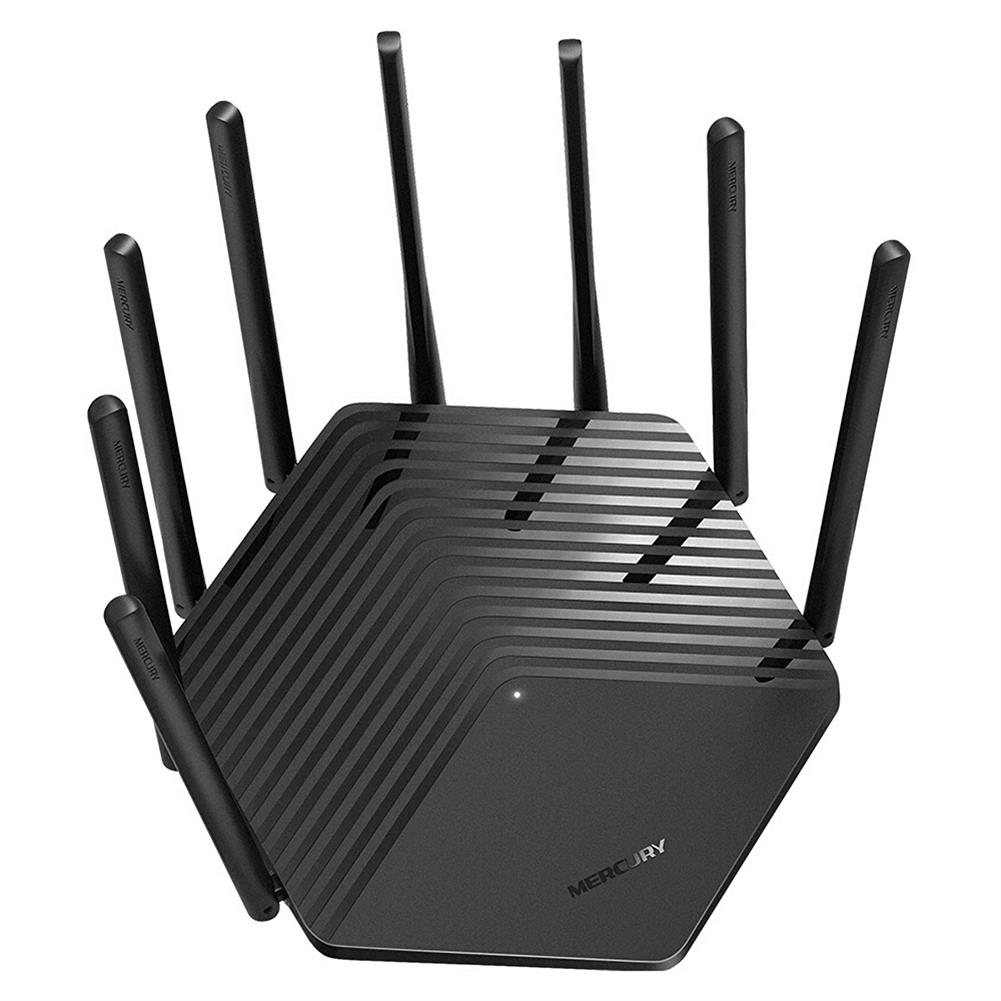 routers Mercury AC2600M Gigabit Router Wireless Household Dual Core Router 5G Dual Band Fiber Broadband 8 Antenna D26GB HOB1769138 1 1