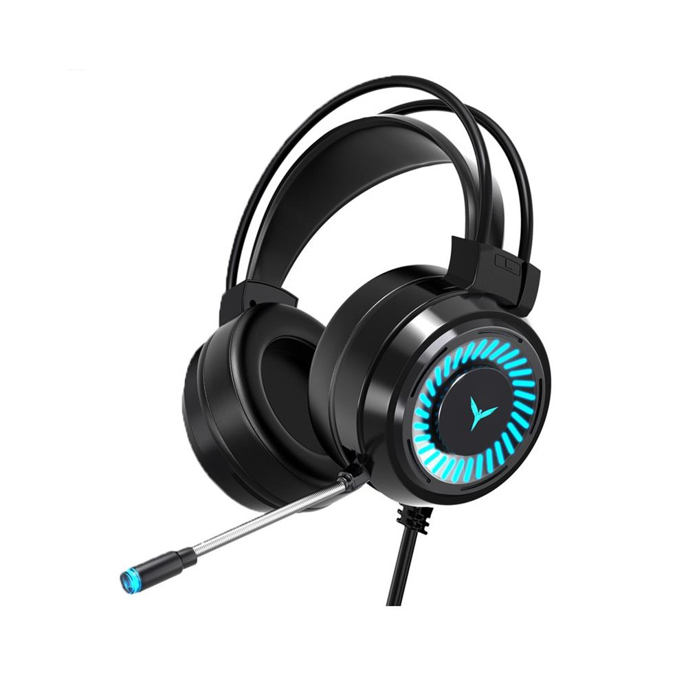 headphones G60 Gaming Headset 7.1 Channel 50MM Speaker Unit Colorful Circular Breathing Light HIFI Cinema Sound 360 Omnidirectional Microphone HOB1769856 1