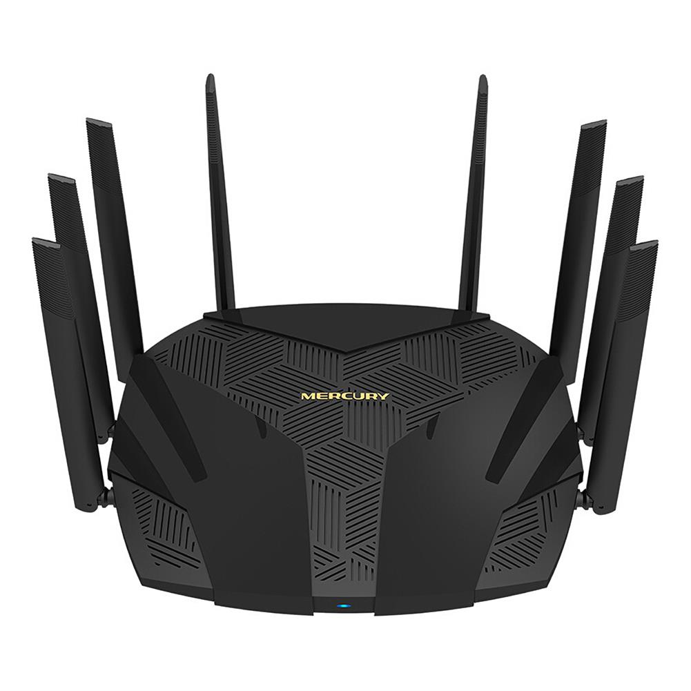 routers Mercury 3000M Gigabit Wireless Router Triple Band Dual-core Smart WiFi Router LAN USB3.0 Port 8 Antenna Route T30HG HOB1769935 1