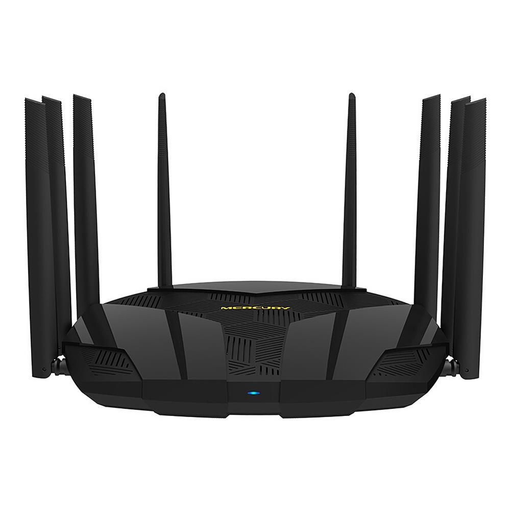 routers Mercury 3000M Gigabit Wireless Router Triple Band Dual-core Smart WiFi Router LAN USB3.0 Port 8 Antenna Route T30HG HOB1769935 1 1