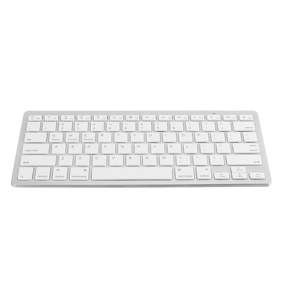 keyboards 78 Keys Mini Wireless Bluetooth Keyboard Portable Bluetooth 3.0 Keyboard for Tablet Laptop Support IOS Android HOB1770682 3 1