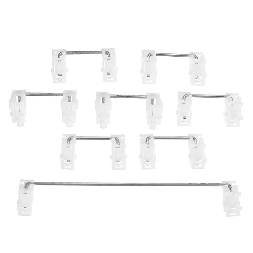 keycaps-switches 6.25U 2U Mechanical Satellite Switches Plate Mounted Keyboard Stabilizers for Customized Mechanical Keyboard HOB1770987 1