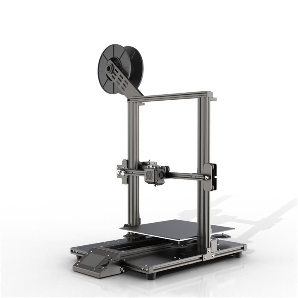 3d-printer TronHoo BESTGEE T300s 300x300x400mm Large Build Volume Quick Set Up 3D Printer Support Power Outage Recover with Detachable Magnetic Print Bed HOB1771639 1 1