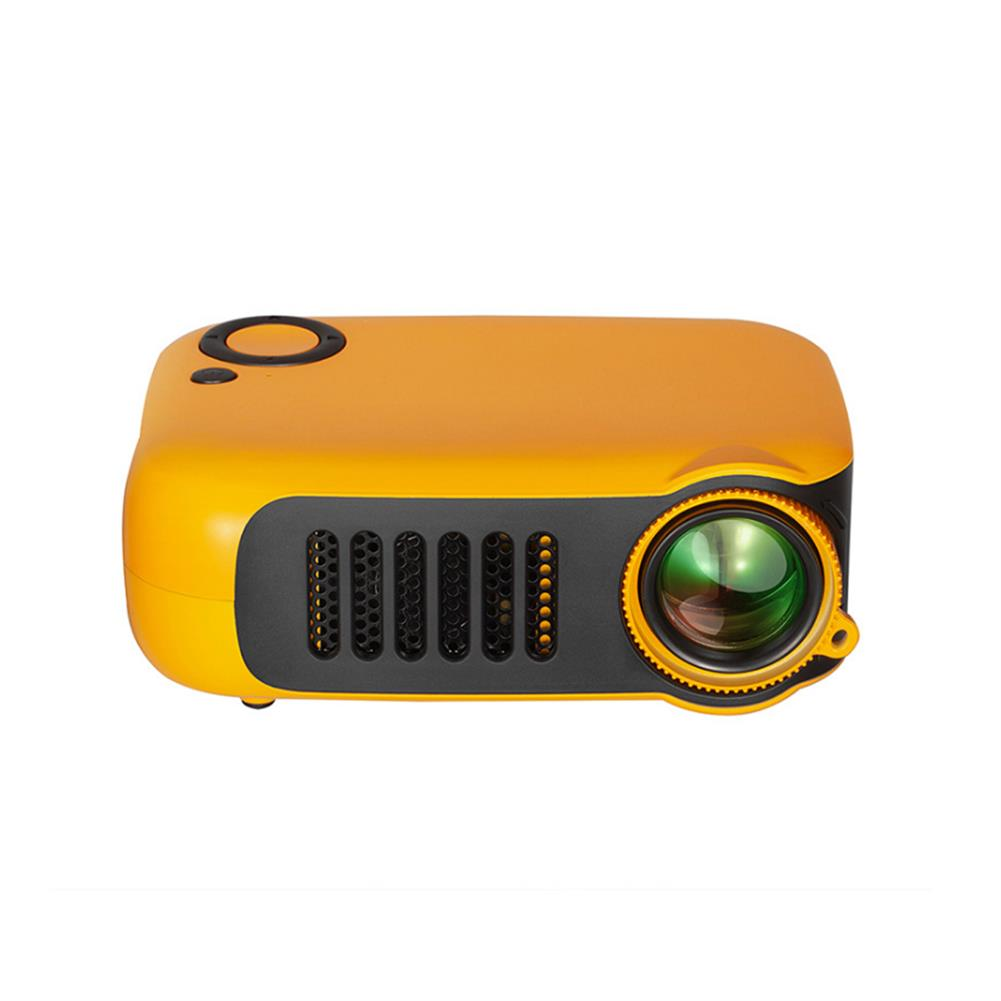projectors-theaters Mini LCD Projector 800 Lumens LED Projector Smart Home theater with Remote Control HOB1771654 1
