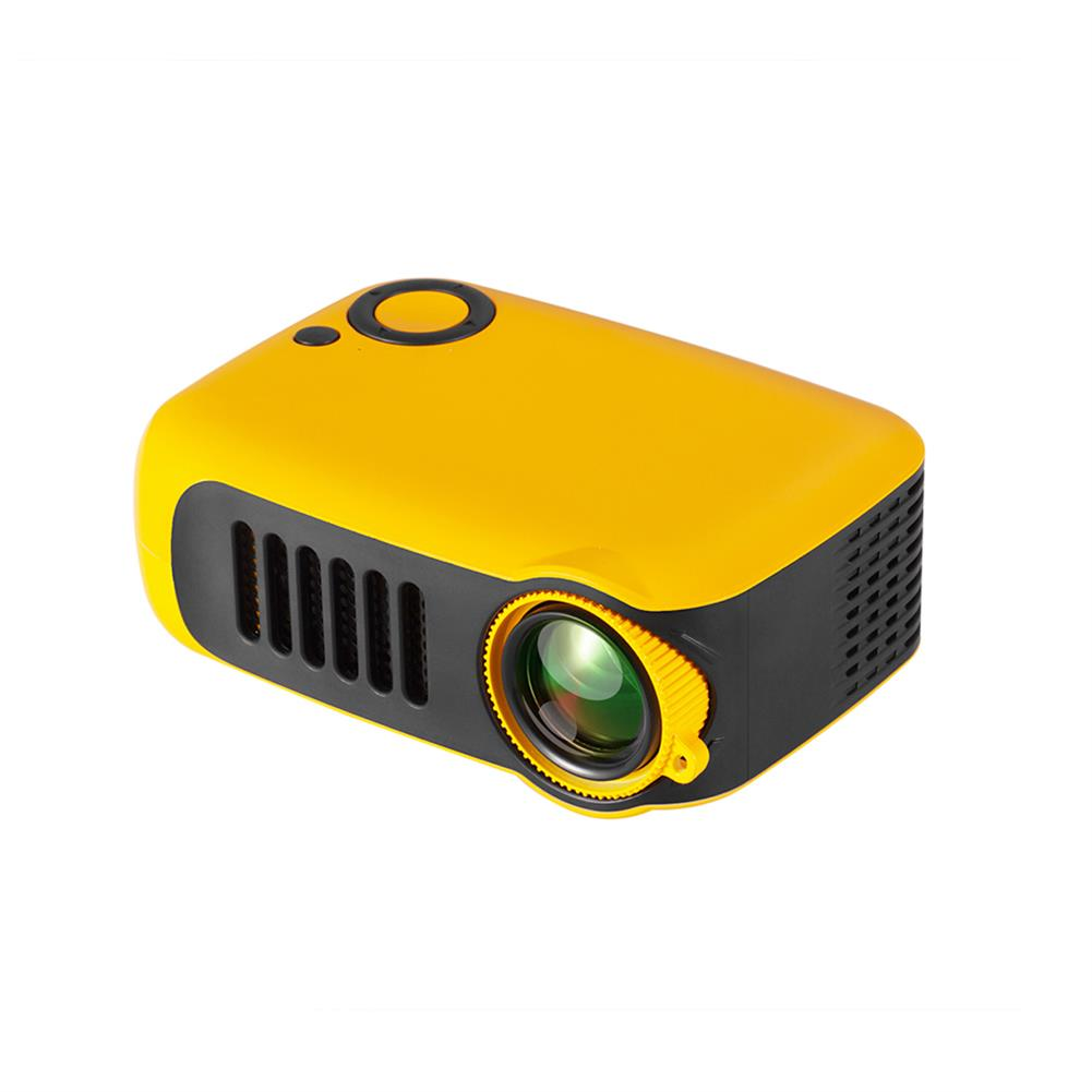projectors-theaters Mini LCD Projector 800 Lumens LED Projector Smart Home theater with Remote Control HOB1771654 1 1