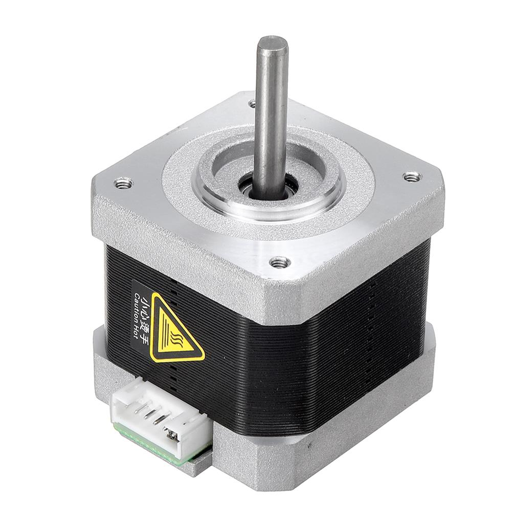 3d-printer-accessories Creality 3D Ender-3 V2 24V E-Motor Kit with Extrusion Extruder for Ender-3 V2 3D Printer Part HOB1772666 3 1
